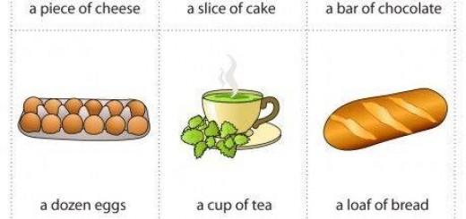 Food Quantities