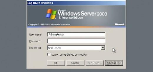 WindowsSRV2k3